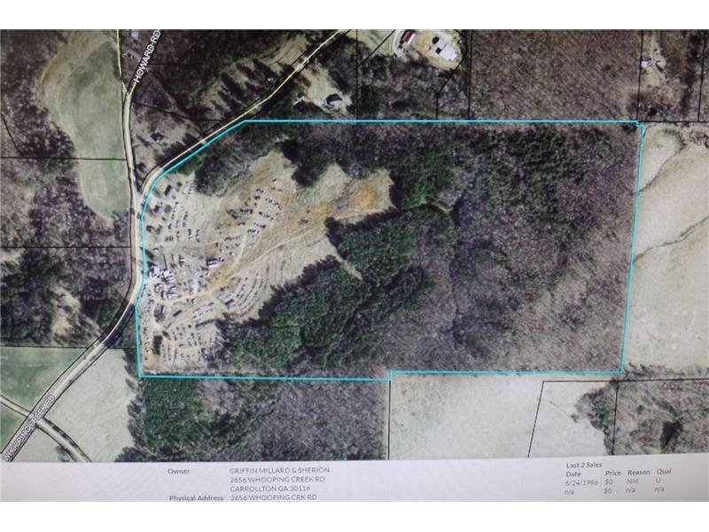 2656 Whooping Creek Road, Carrollton, GA 30116