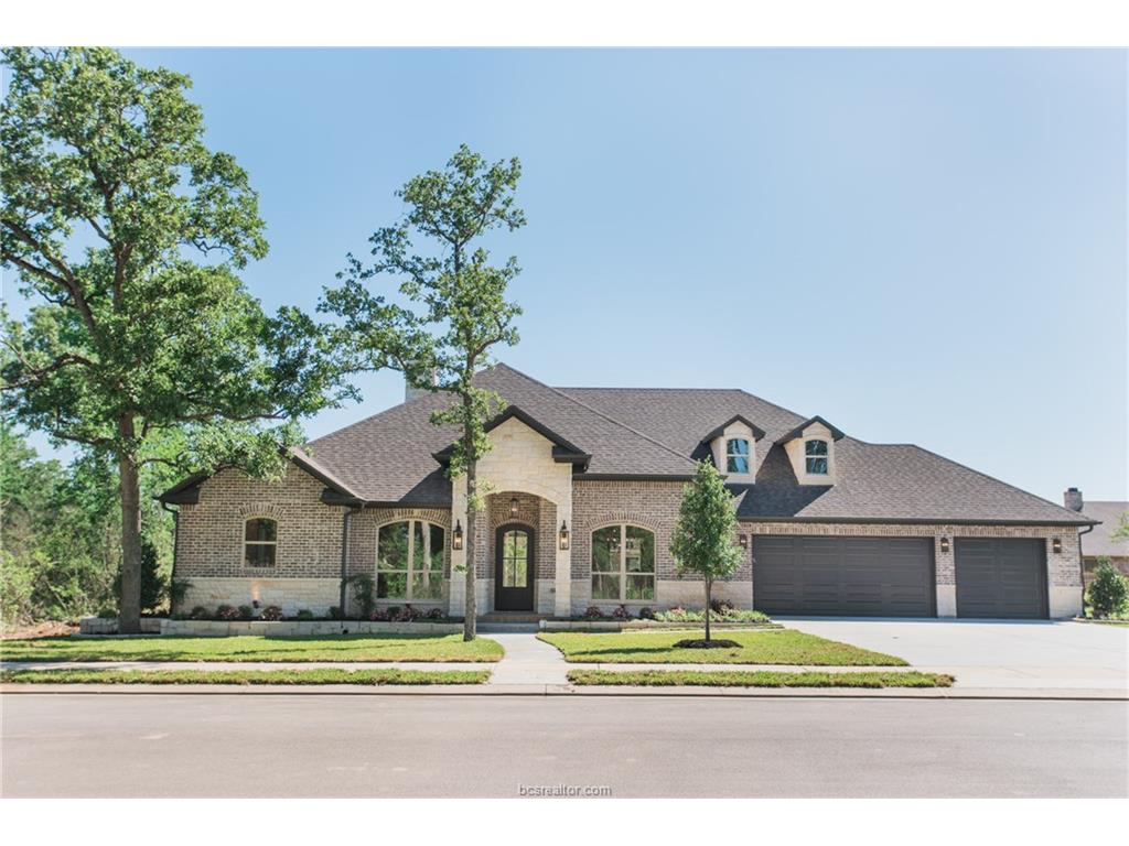 1206 Quarry Oaks Drive, College Station, TX 77845