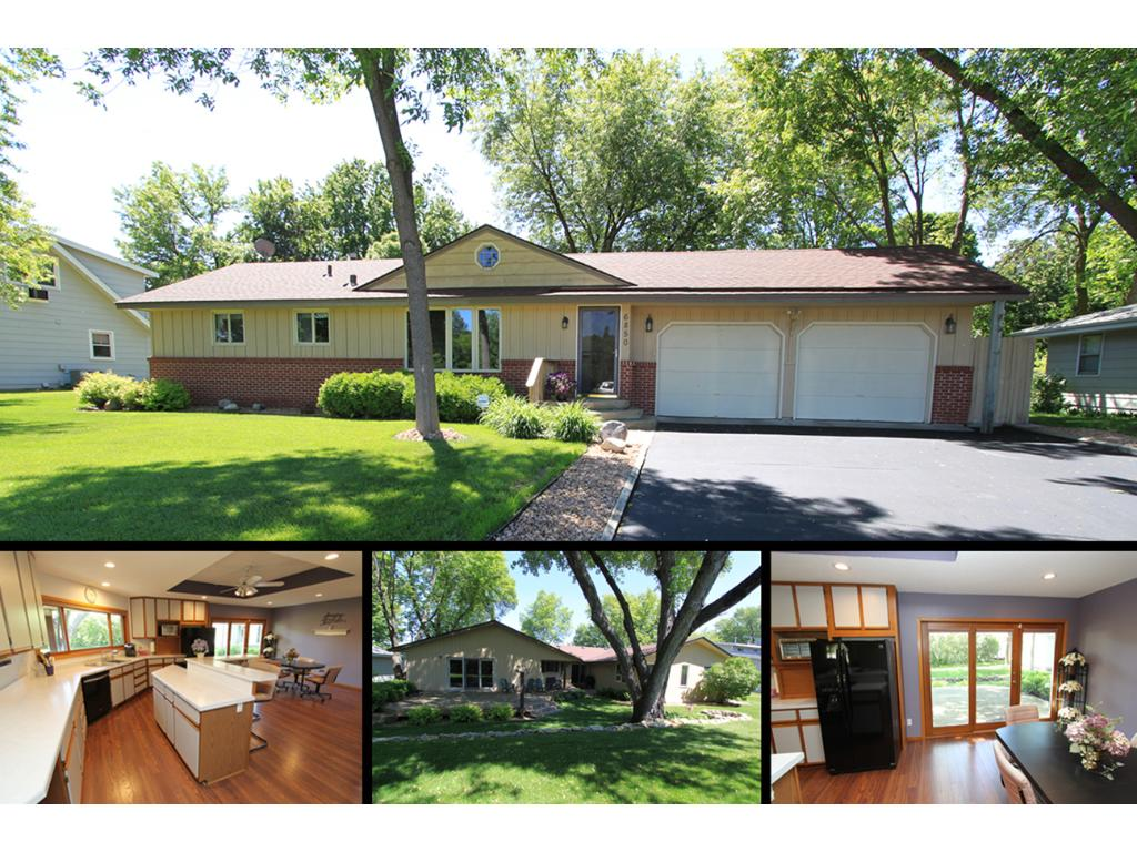 6850 Brookview Drive NE, Fridley, MN 55432