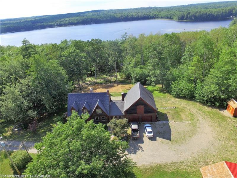 15 Thompson LN , Somerville, ME 04348