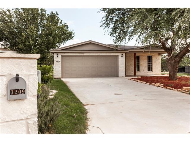 3209 Eisenhower Ave, Lago Vista, TX 78645