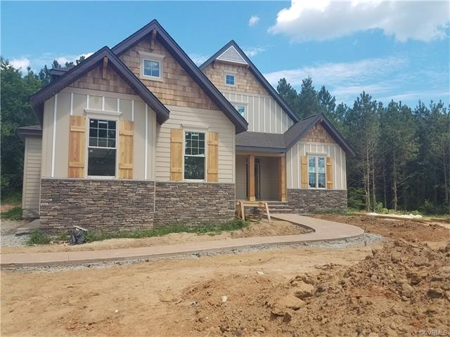 3363 S Meadow Circle, Powhatan, VA 23139