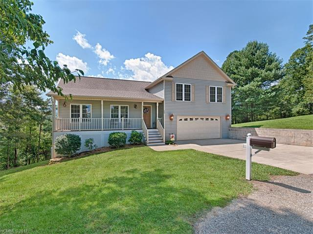 219 Post Oak Trail, Leicester, NC 28748