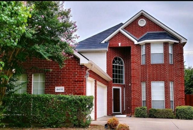 4418 Spanish Oak Circle, Corinth, TX 76208