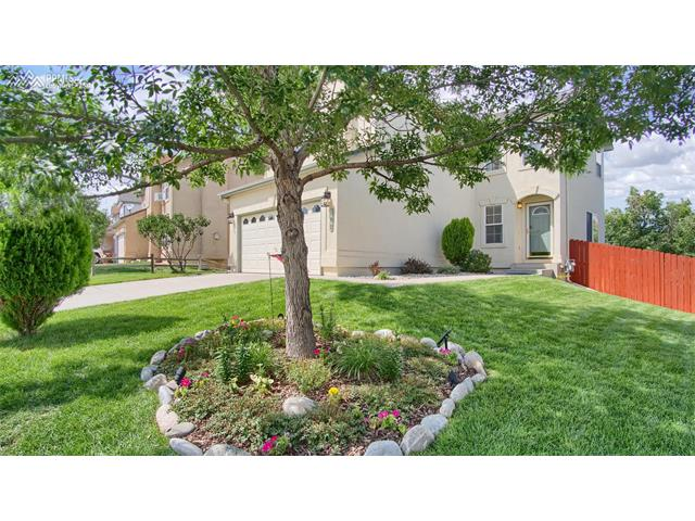 812 Ridgebury Place, Fountain, CO 80817