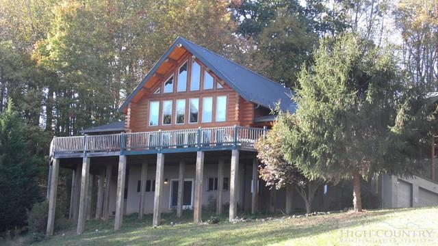 423 Hudlers Hillside Trail, Grassy Creek, NC 28617