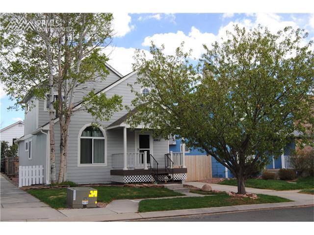 4963 Fabray Lane, Colorado Springs, CO 80922