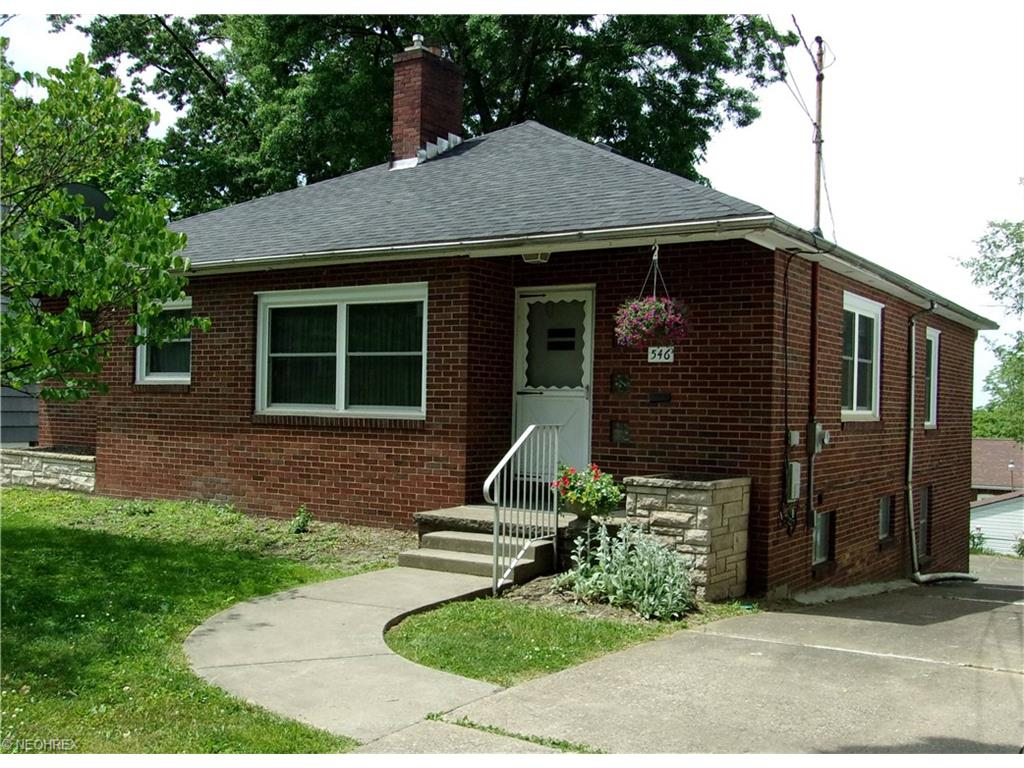 546 ORCHARD Ave, Niles, OH 44446