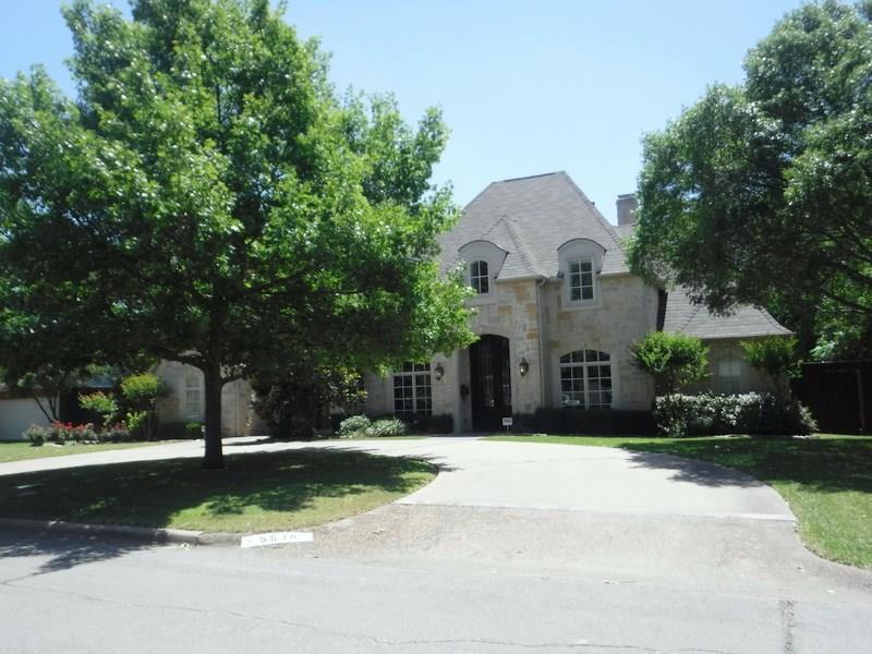 5538 Preston Haven Drive, Dallas, TX 75230