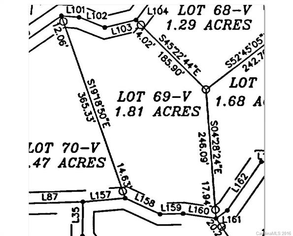 Lot 69V Jeremy Drive, Nebo, NC 28761