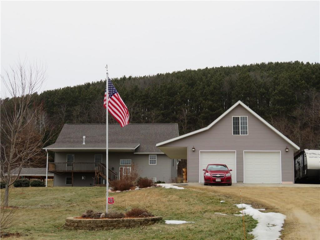 W23550 Creek Road, Independence, WI 54747