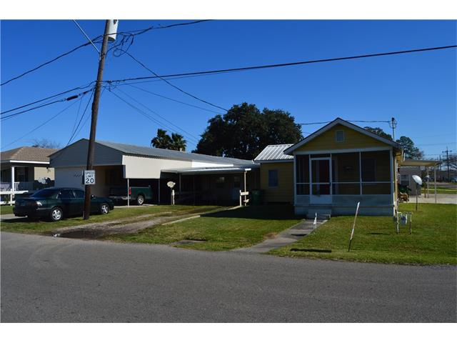 1237 AVENUE B None, Marrero, LA 70072
