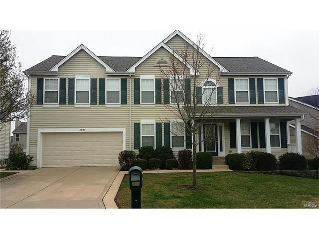 3924 Scarlet Oak Drive, House Springs, MO 63051