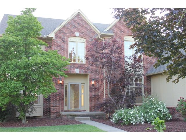 3405 SHAKESPEARE Drive, Troy, MI 48084