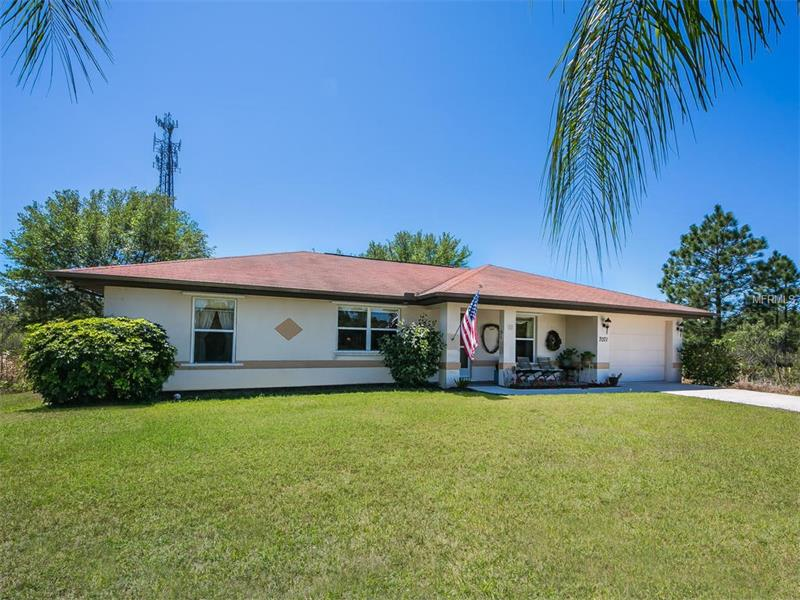 7071 BECKWITH AVENUE, NORTH PORT, FL 34291
