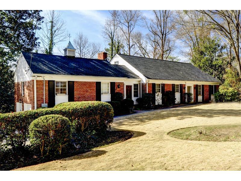 1080 NW Peachtree Battle Avenue, Atlanta, GA 30327