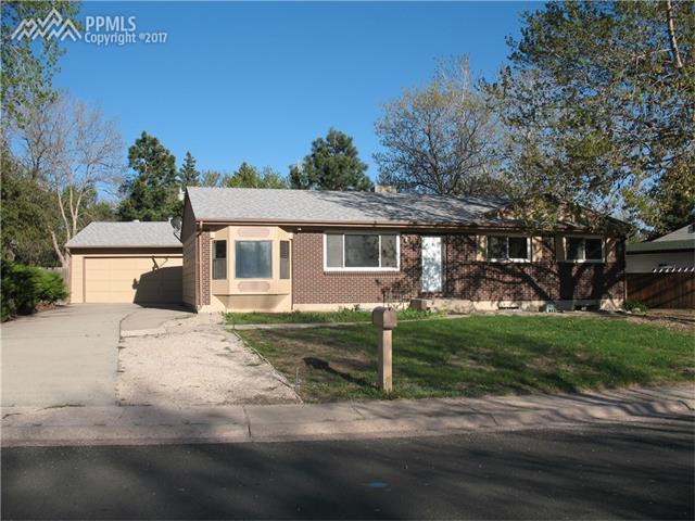 909 Maxwell Lane, Colorado Springs, CO 80909