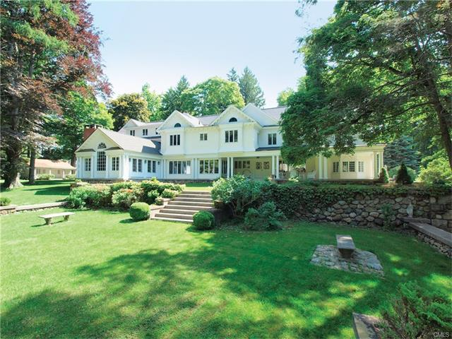 Single Family Home for Sale at 47 Peaceable Street Ridgefield, Connecticut,06877 United States