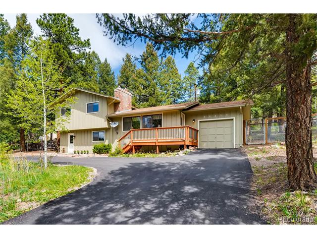 31219 Florence Road, Conifer, CO 80433