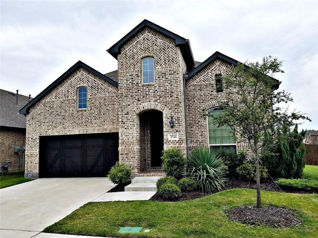 1744 Eagle Crest Drive, Carrollton, TX 75010