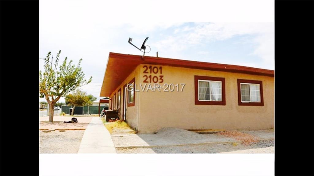 2101 WHITE Street, North Las Vegas, NV 89030