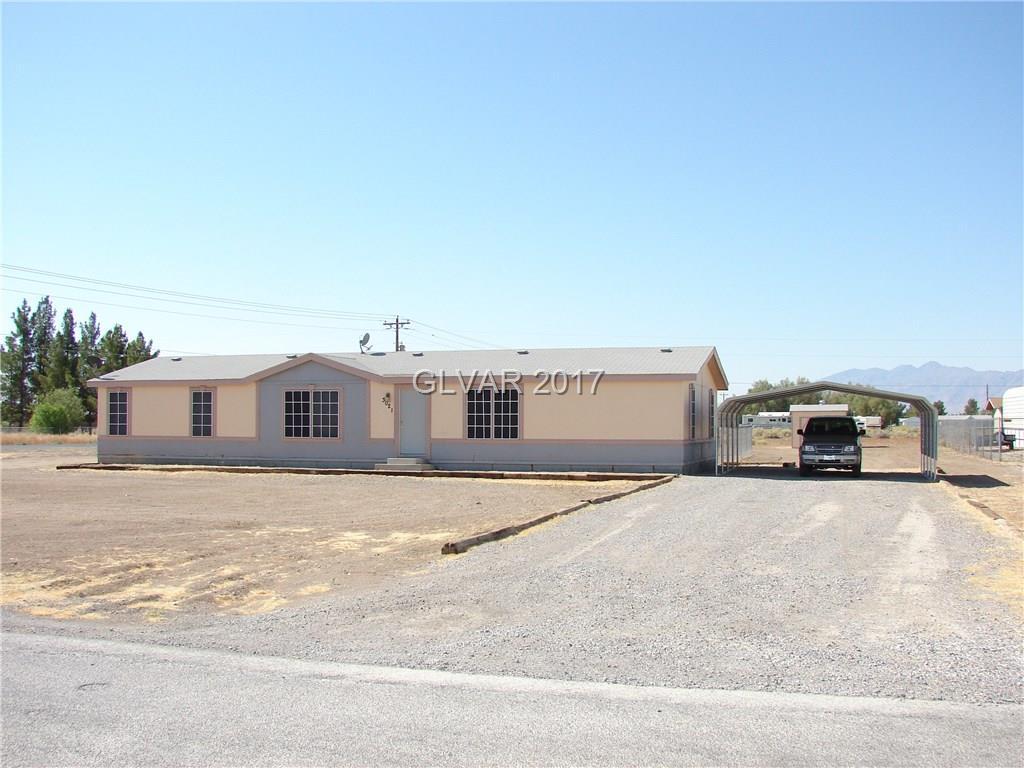3021 W MEDICINE MAN Road, Pahrump, NV 89048