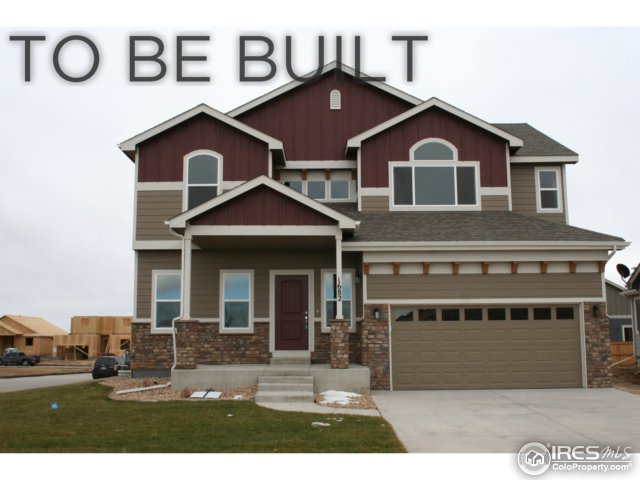 1442 Moraine Valley Dr, Severance, CO 80550
