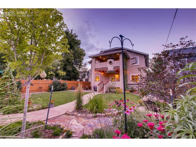 1436 N Wahsatch Avenue, Colorado Springs, CO 80907