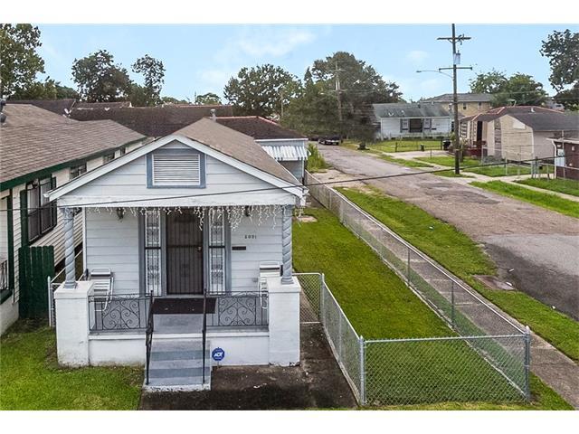 2001 CLOUET Street, New Orleans, LA 70117