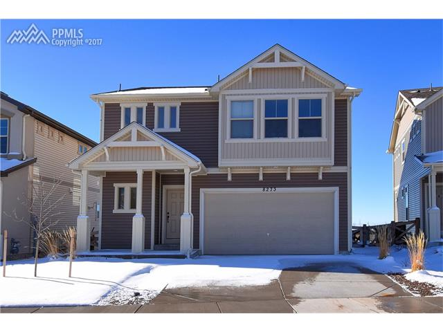 8273 Longleaf Lane, Colorado Springs, CO 80927