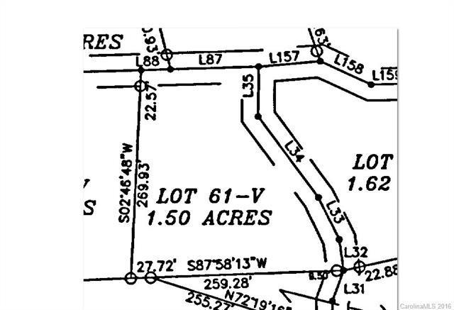 Lot 61V Jeremy Drive, Nebo, NC 28761