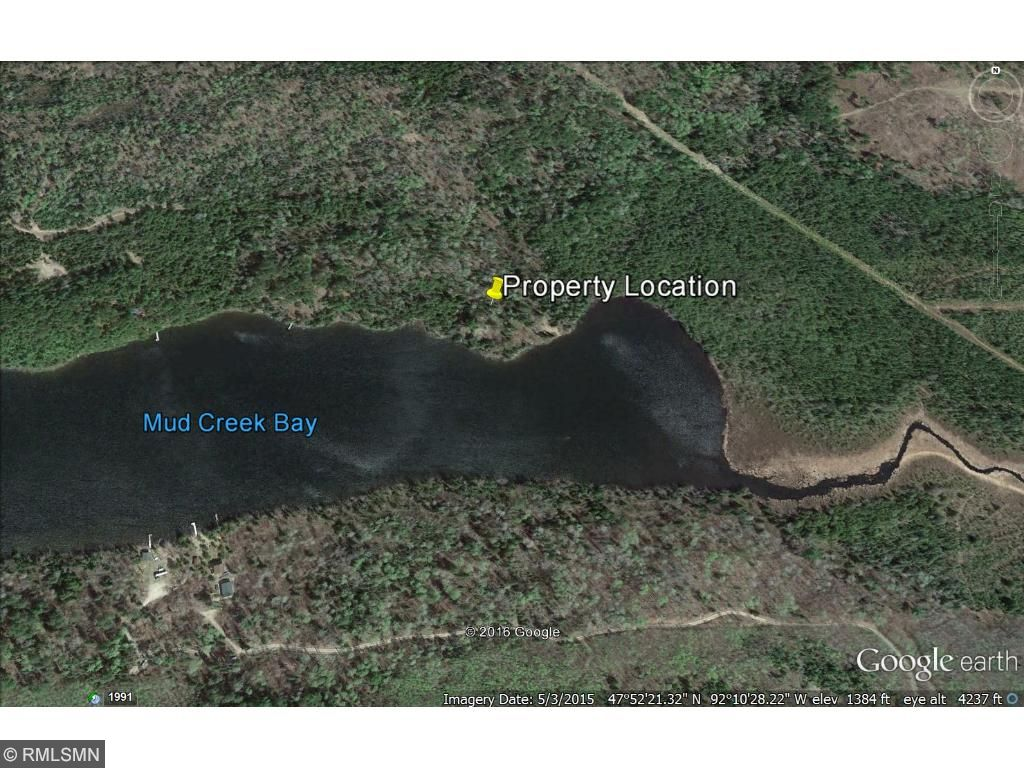 0000000 Mud Creek Bay, Breitung Twp, MN 55790
