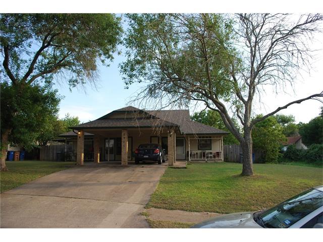 7711 Croftwood Dr #B, Austin, TX 78749