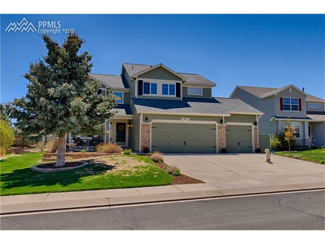 2855 Bethune Court, Colorado Springs, CO 80920