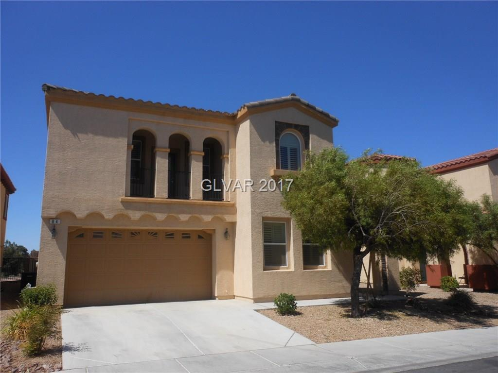 84 CROOKED PUTTER Drive, Las Vegas, NV 89148