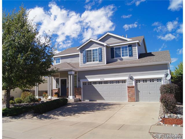 3230 Poughkeepsie Drive, Colorado Springs, CO 80916