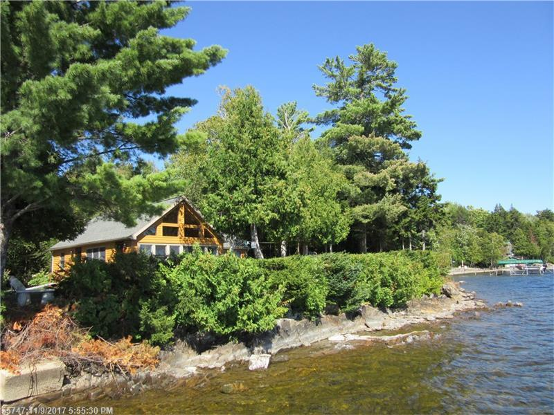 778 Baker Brook Point RD , Tomhegan Twp, ME 04478