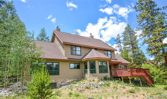 114 Yarrow Lane, Keystone, CO 80435