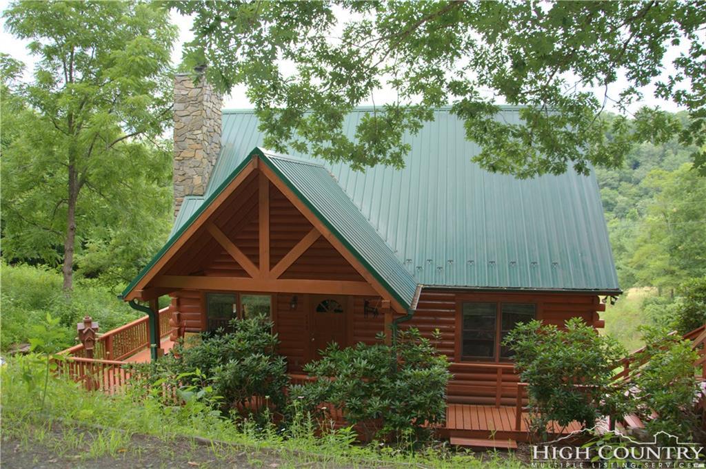 340 E Hidden Mountain Lane, Crumpler, NC 28617