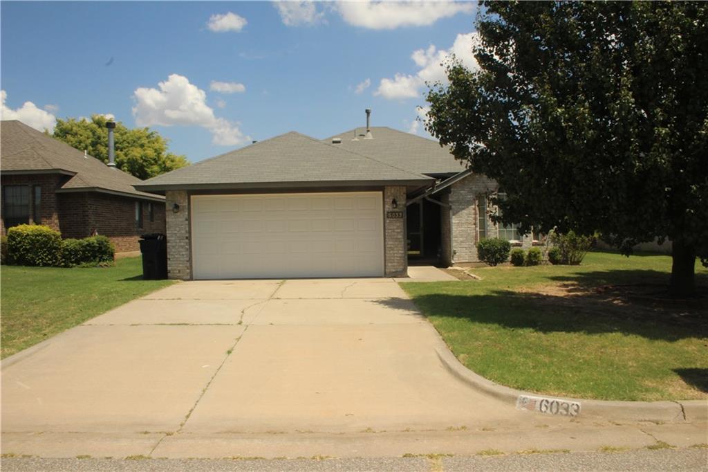 6033 SE 83rd Place, Oklahoma City, OK 73135