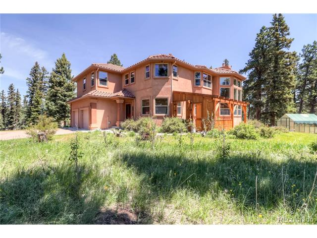 203 Starlight Heights, Divide, CO 80814