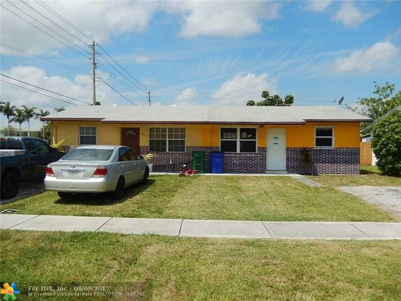 2511 NW 64TH TER, Margate, FL 33063