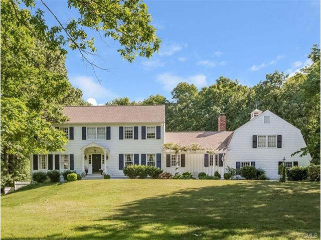 100 Indian Hill Road, Wilton, CT 06897