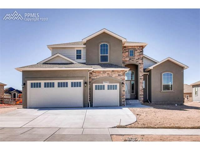 13945 Rivercrest Circle, Colorado Springs, CO 80921