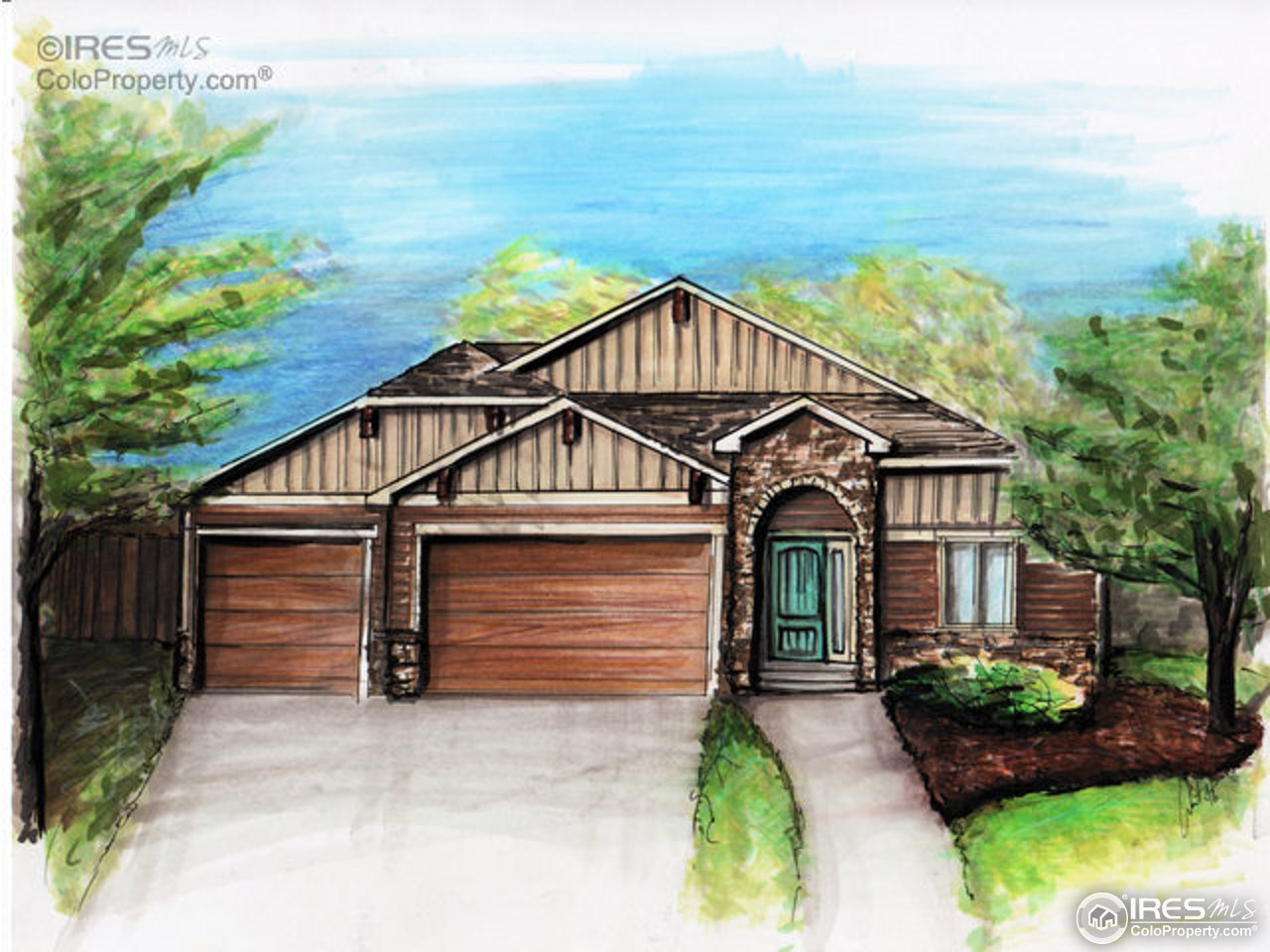 4353 Golden Currant Ct, Johnstown, CO 80534