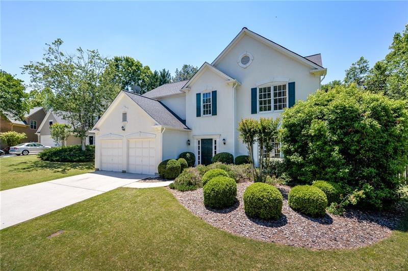 465 Weatherend Court, Johns Creek, GA 30022