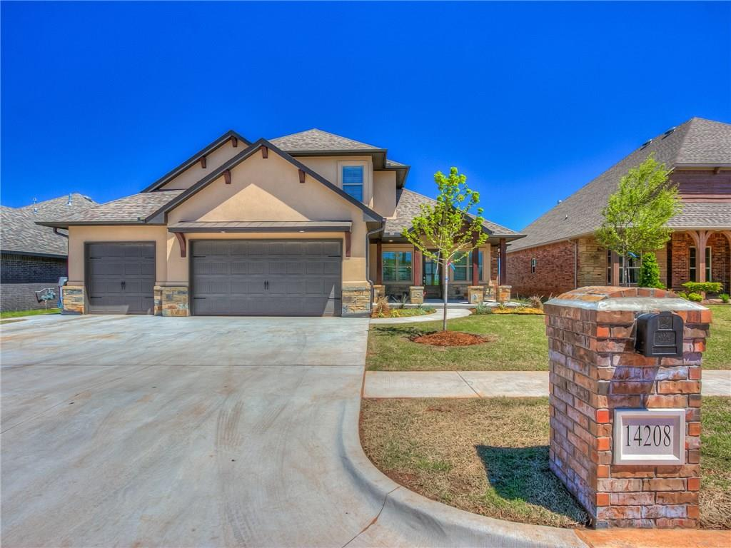 14208 Village Creek Way, Piedmont, OK 73078