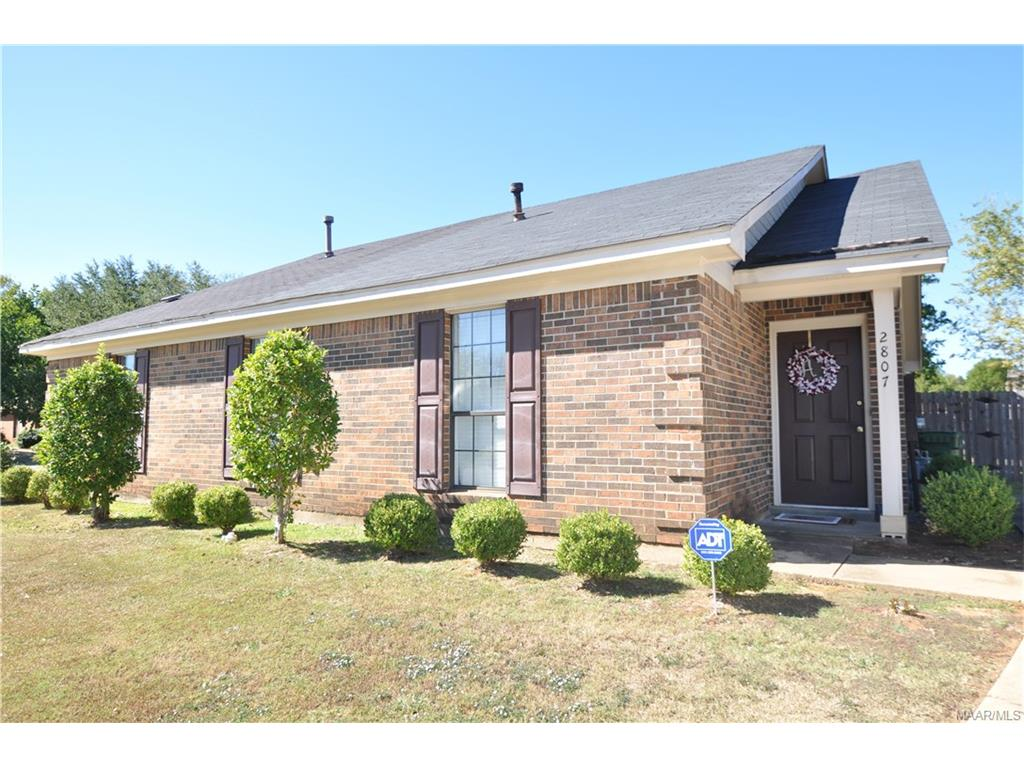 2807 COUNTRY Court, Montgomery, AL 36116