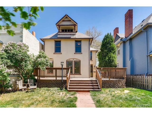 2084 Clarkson Street, Denver, CO 80205