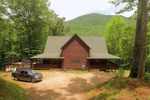 129 Macs Mountain Retreat Ln, Franklin, NC 28734